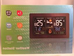 GBlife Wireless Weather Station ~Color~Forecast Digital Indo