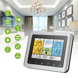 BALDR Wireless Color Weather Station, Digital Indoor/Outdoor
