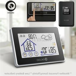DIGOO Wireless Weather Station Outdoor Sensor Hygrometer The
