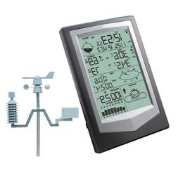 Wireless Weather Station Temperature Humidity Forecast Wind
