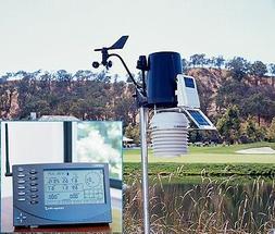 Davis Wireless Weather Station Vantage Pro2 plus 6163 with 2