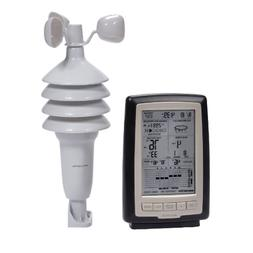 Wireless Weather Station With Wind Sensor Easy To Read LCD D
