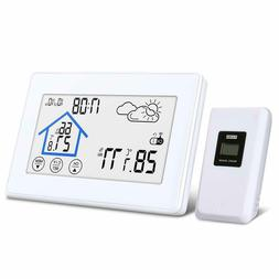 Wireless Weather Stations with Thermometer and Digital Hygro