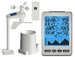 Ambient Weather WS-12 Wireless Weather Station Featuring Amb
