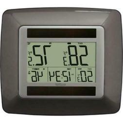 La Crosse Technology WS-8120U-IT-BR-T Solar Temperature & Hu