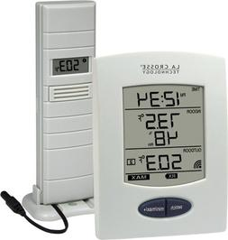 WS-9029U Wireless Weather Station with Digital Time