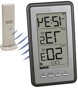 WS-9160U-IT - Digital Indoor/Outdoor Wireless Thermometer in